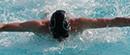 Stjepanović u finalu trke na 100 metara delfin stilom