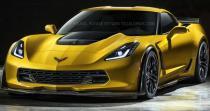 2015 Corvette Z06: prve zvanične slike
