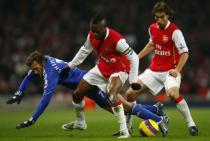 Arsenal i Čelsi podelili bodove