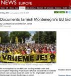 BBC neće da se izvini Crnoj Gori