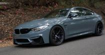 BMW M4 Coupe Grigio Medio