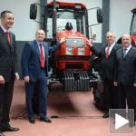 Beloruski traktori u Novom Sadu