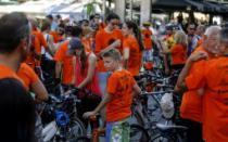 Beograd: Održan festival urbanog biciklizma (FOTO)