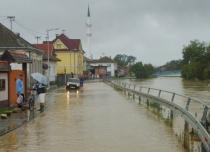 BiH: Brojna naselja potopljena zbog kiše