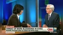 Cenzura na delu: CNN i Amanpur prekrojili intervju sa Čurkinom