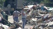 Čišćenje grada i radovi na kolektoru u Obrenovcu