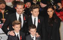 Dajvid Bekam: Moji sinovi će biti omiljeni među devojkama