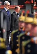 Diplomatski dnevnik: Predsednici Srbije i Rumunije Tadić i Bašesku sastali se u Bukureštu