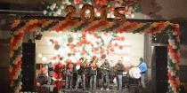 """Doček 2015. godine u amfiteatru uz """"Očajne domaćice"""" i hiljade petardi [FOTO]"""