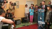 Muzička oprema Domu za decu Drinka Pavlović