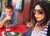Ena Popov i Nenad Čanak zbunjeni - ko kaže da nismo zajedno?! (Foto)