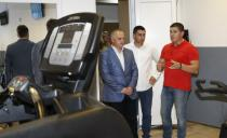 (FOTO) VESIĆ: Sportski centar Tašmajdan dobio evropski nivo