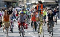 Festival urbanog biciklizma danas u Beogradu