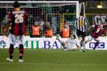 Juventusu bod u Bolonji, Nastasić opet strelac