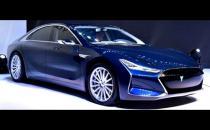 Koncept veoma sličan Tesla Modelu S stiže iz Kine