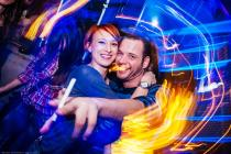 Luda žurka u klubu Tube