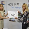 Magdalena Nikolić osvojila je prvu nagradu i Fiat Punto Classic