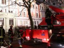 Mali vatrogasac zapalio dom za azilante u Nemačkoj
