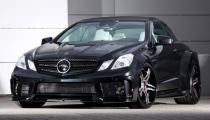 Mercedes E500 kabriolet, samo izgleda brzo
