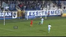 N.Pazar-Jagodina 3-0,video