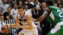 Nanter - Partizan 58:59 (37. minut)