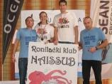 Niški ronioci osvojili 3 medalje