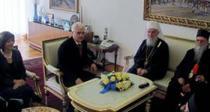 Patrijarh nastavlja posetu Zagrebu: Za lepši suživot