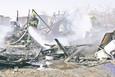 Posle požara pet porodica bez krova