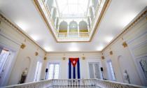 Posle više od 5 decenija kubanska zastava se viori u SAD