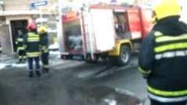 Ugašen požar u centru Beograda