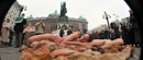 Protest Za Srbiju bez krzna