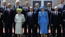 Putin u Normandiji: do susreta je došlo, nepoznanica ostaje