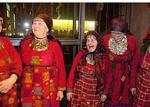 Ruske bakice na Evroviziji