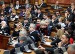 Skupština o zakonu o restituciji