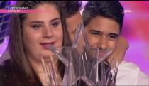 Suze i smeh za kraj: Marija Serdar je prva Pinkova zvezdica! (VIDEO)