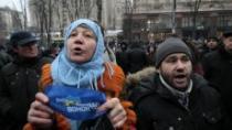 Ukrajinci protestuju jer im je dosta protesta