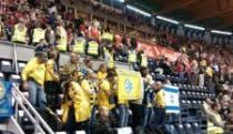 Uživo: Makabijevi navijači u Pioniru na evroligaškom meču sa Zvezdom
