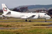 Vjetar oduvao avion sa piste, dvoje povrijeđenih