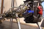 Vojni robot koji radi sve, čak i sklekove