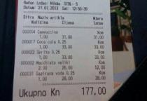 Vredi li dubrovački kapućino 4 EUR?