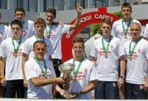 Zbog Drulinih zlatnih dečaka Srbija je četvrta u Evropi