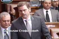 Stefanović smenjen, zamenila ga Nataša Vučković