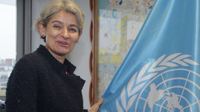 Bugarska nominirala Irinu Bokovu ta glavnu tajnicu UN-a