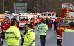 Osmoro mrtvih u sudaru dva voza u Nemačkoj