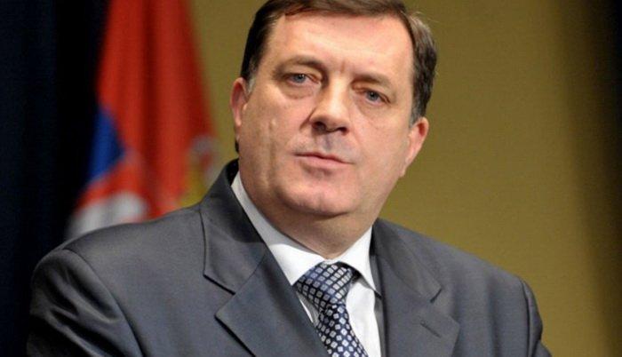 """Dodik: Ako nisam prvi na """"crnoj listi"""" SAD-a to je za mene poraz"""