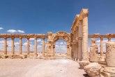 Drevna Palmira pre i posle ID (FOTO)