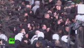 Haos u Briselu: Kontramiting desničara /FOTO