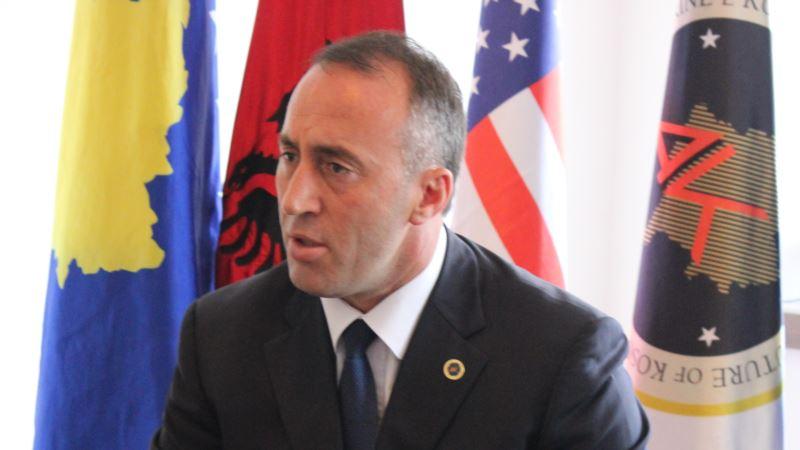 Haradinaj: Rješenje za Kosovo su prijevremeni izbori