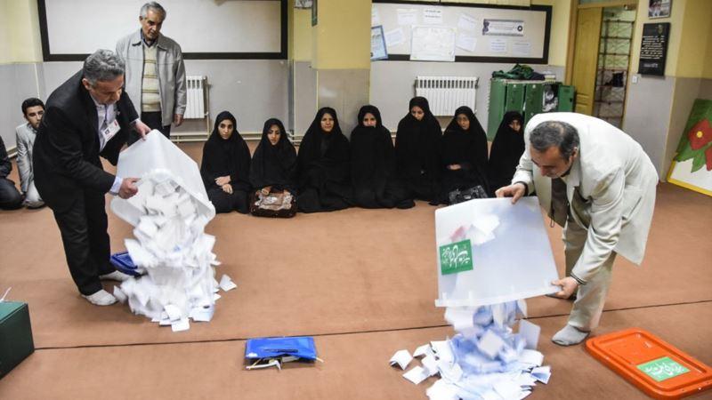 Izbori za zakonodavce u Iranu