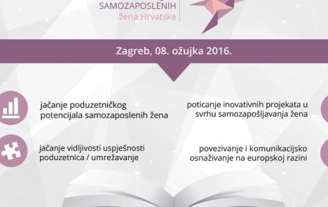 Iznimno zanimanje žena za prvi Kongres samozaposlenih poduzetnica Hrvatske